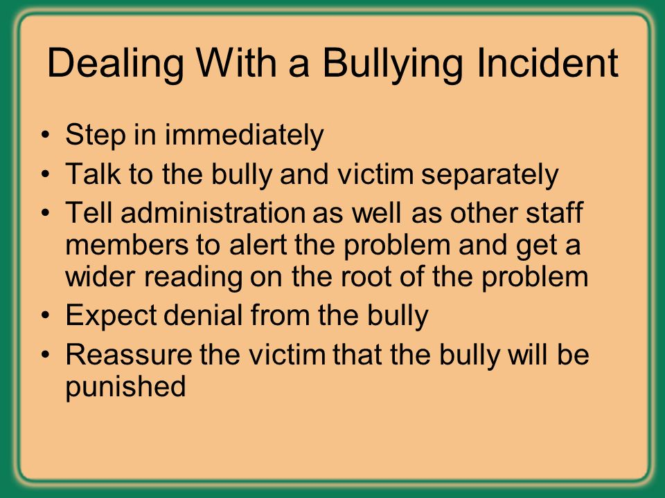 bullying victim and researchers essay This sample bullying and abuse on school campuses research paper is published for educational and informational purposes only free research papers are not written by our writers, they are contributed by users, so we are not responsible for the content of this free sample paper.