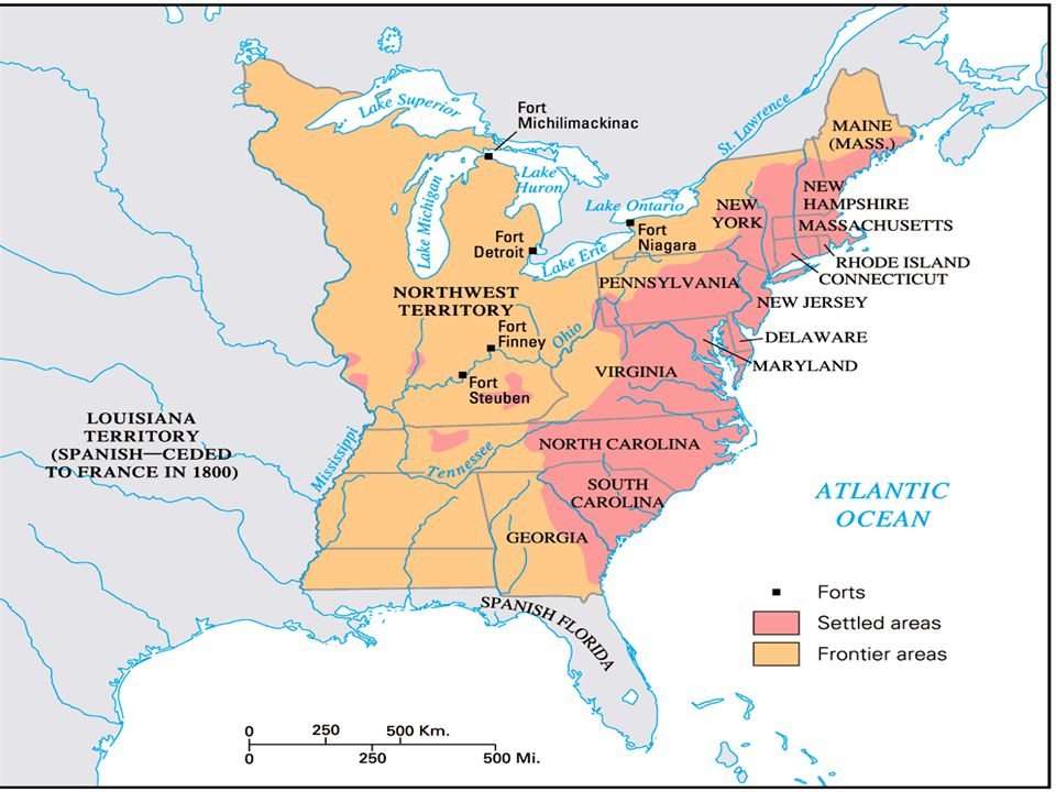 29 The United States In 1787