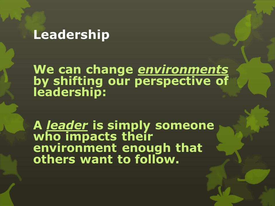 What Is the Difference Between Assigned Leadership & Emergent Leadership?