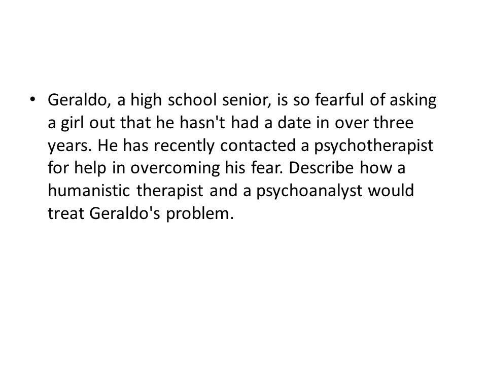 geraldo and his phobia Gerald martin johanssen is the tritagonist of the nickelodeon animated television series hey arnold at school, gerald is the class president, and considers himself very cool, and apparently, so do his friends.