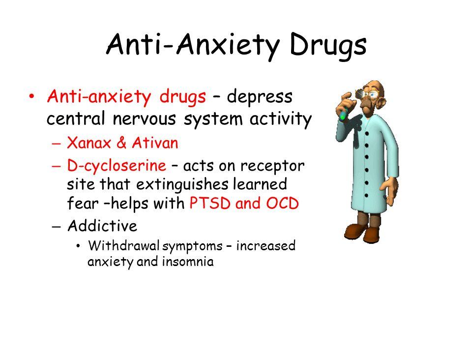 Anti Anxiety Xanax — Gabapentin Vs  Xanax 