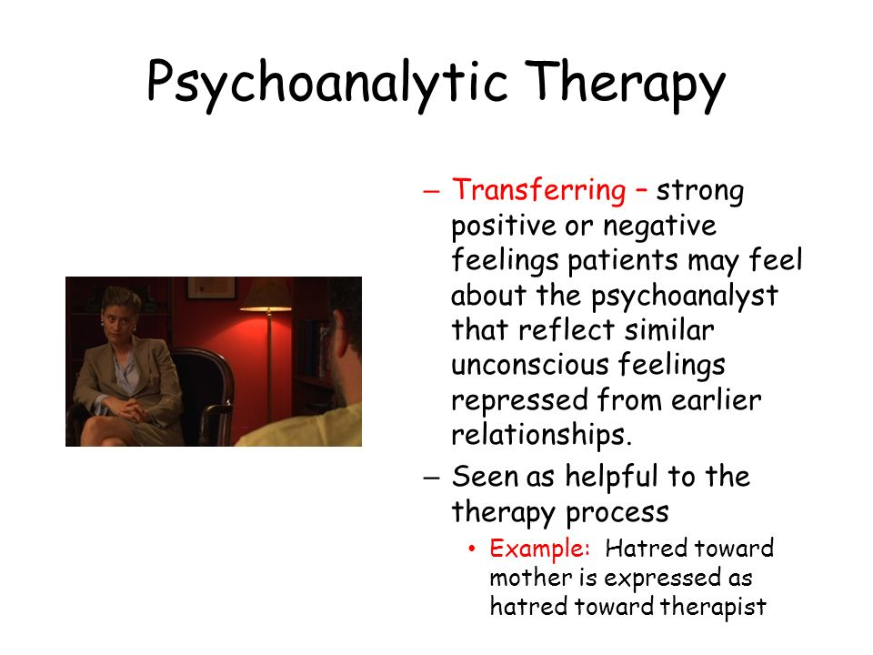 mother son relationship psychoanalytic therapy