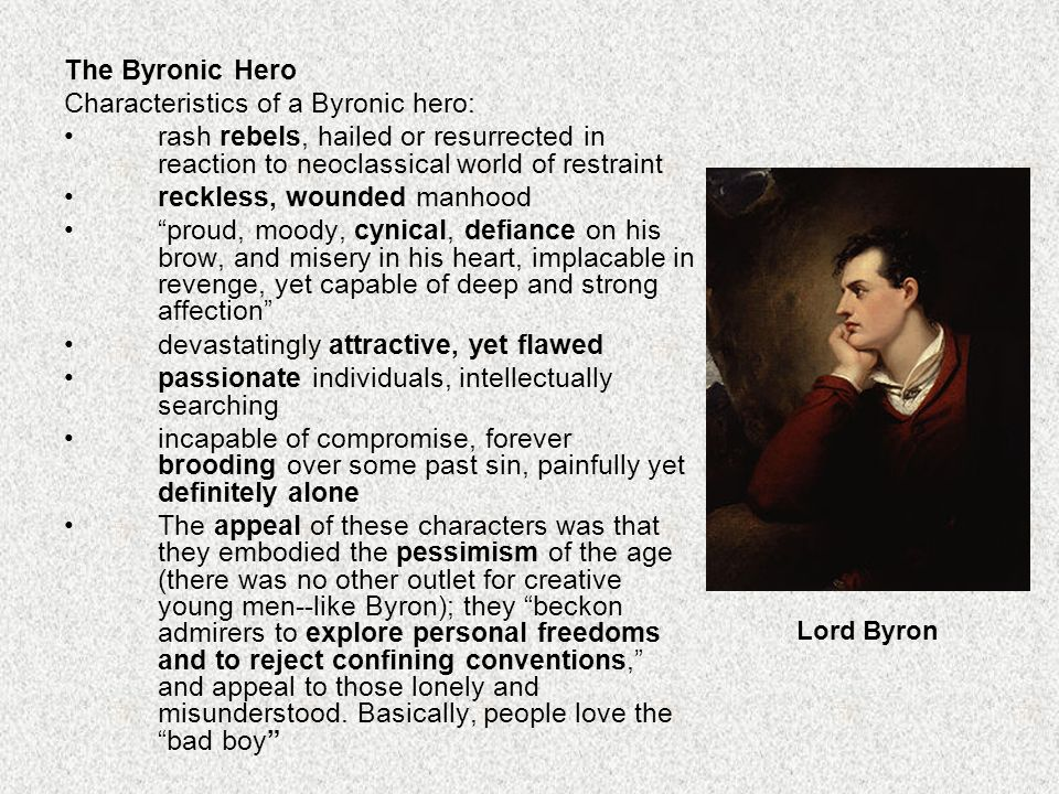 romantic period literature characteristics pdf