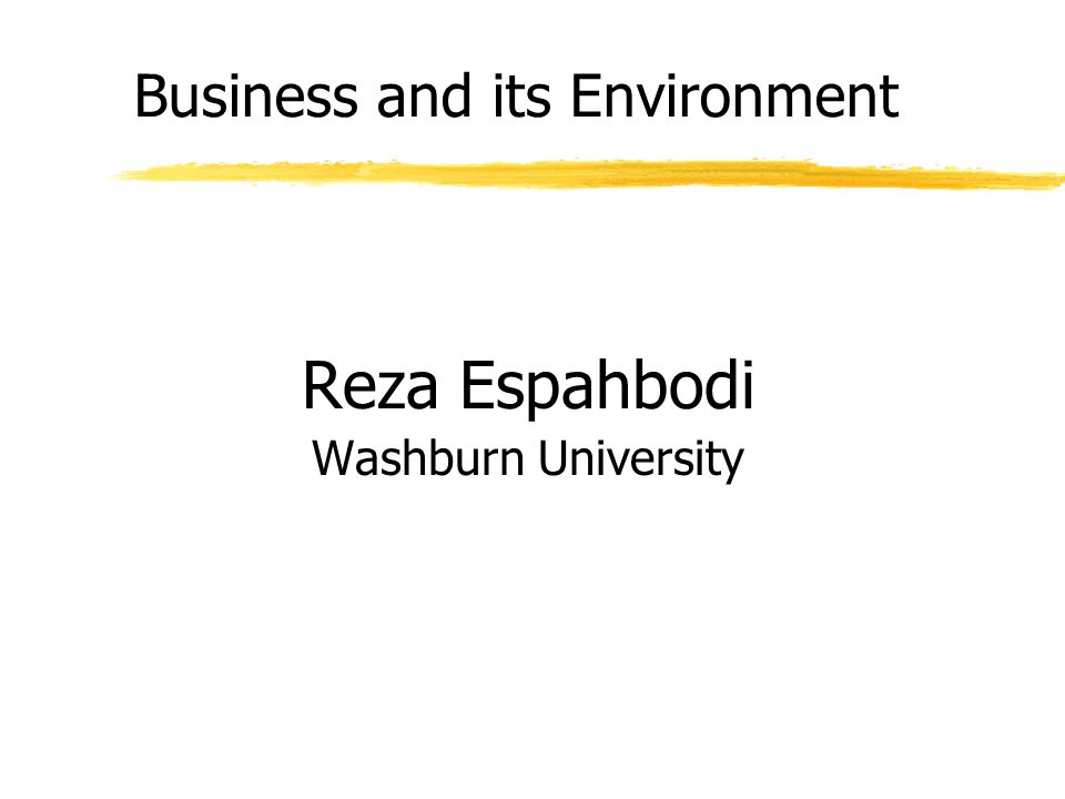 'business' and its 'environment' Definition: business environment means a collection of all individuals, entities and other factors, which may or may not be under the control of the organisation, but can affect its performance, profi.