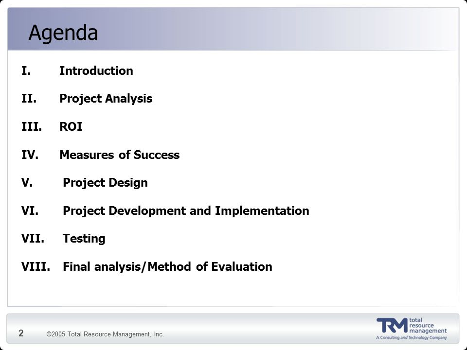 Process Standardization Project  Ppt Download