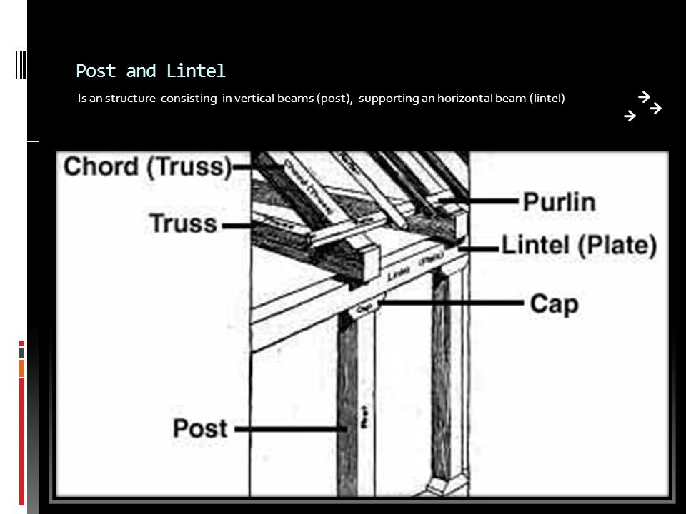 Post And Lintel : Tharamaroa troconis post and lintel ppt download