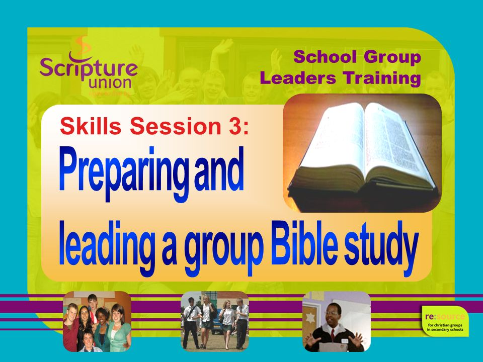 Study Group Leader Position | Learning Centers