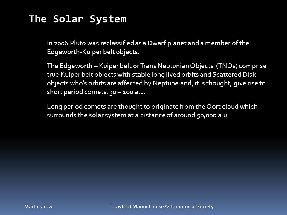 Beginners Astronomy The Solar System - ppt video online ...