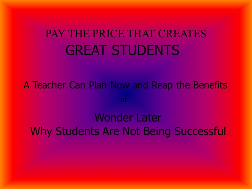 Collaborative Teaching Reaping The Benefits ~ My students as potential leaders ppt download