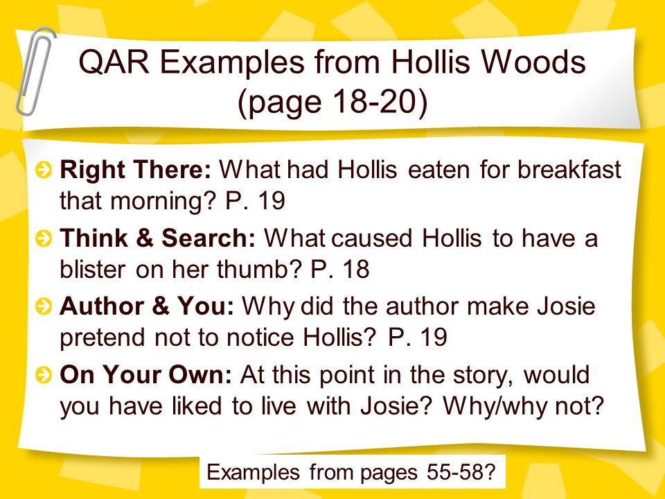 Fostering Discussion Before During and After Guided Reading – Qar Worksheet