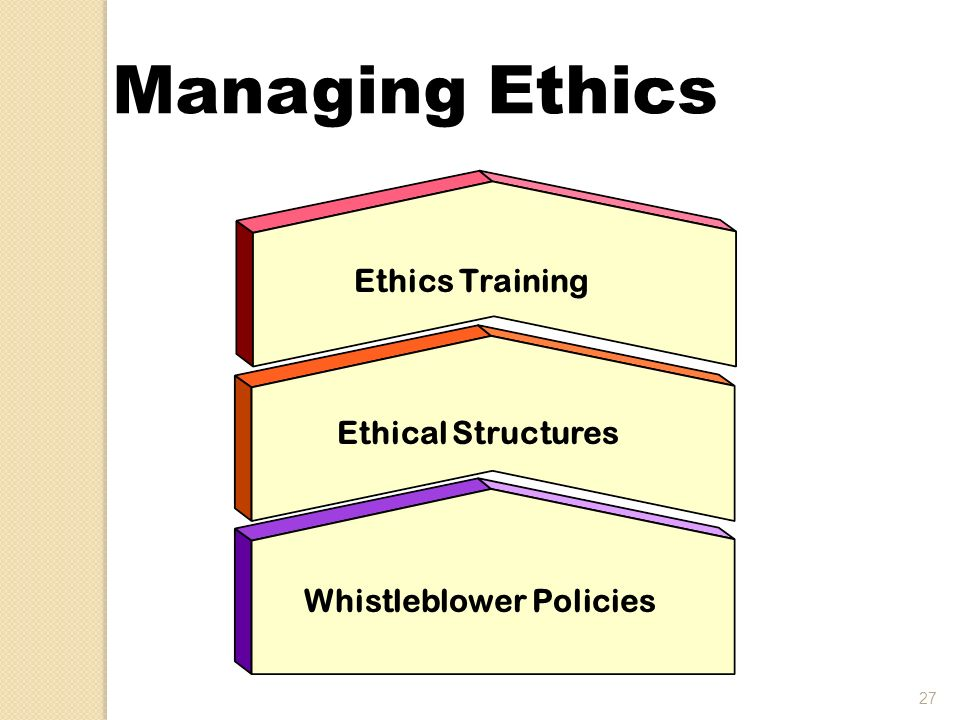 "whistleblowing ethics and policies Whistle blowing while some may view it as ""snitching,"" others may view it as an action of bravery and stemming from a dedication to ethics read more."
