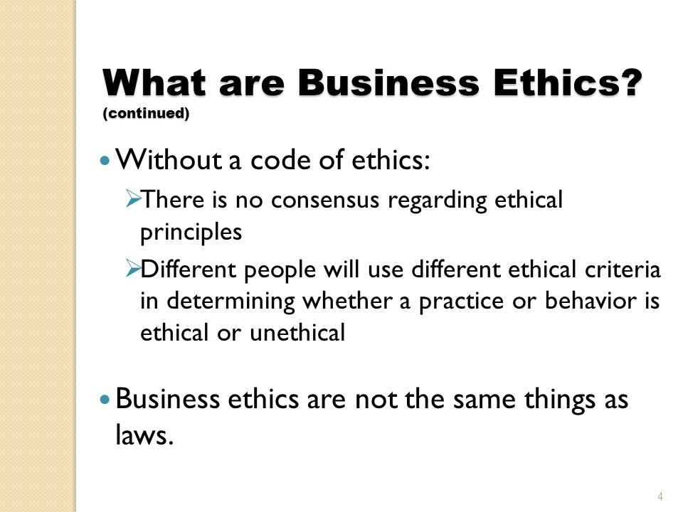 there are no ethical principles in Ethical principles notes there are many ethical principles eg a woman has a right to control what happens to her body we should respect life.