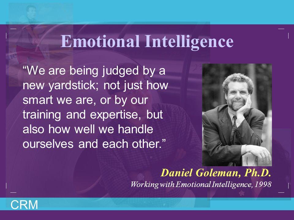 working with emotional intelligence goleman 1998 pdf