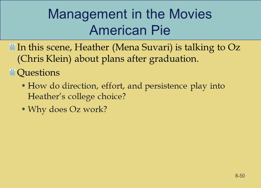 Best Movies For Lessons In Management