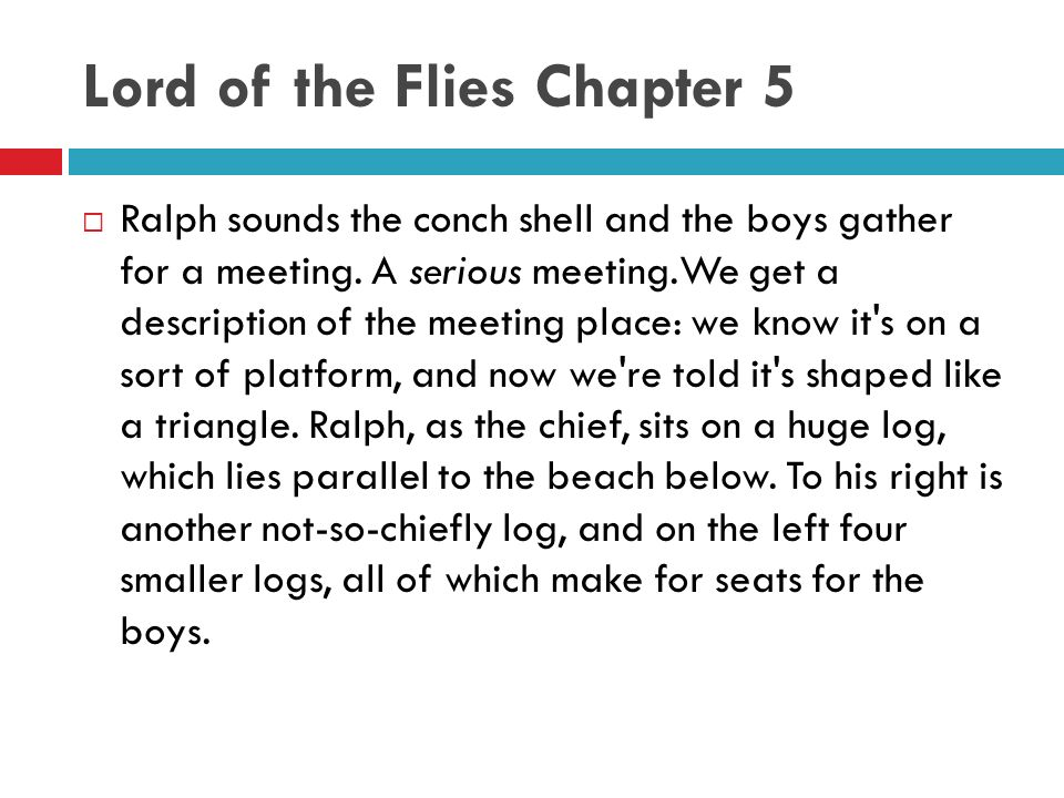 main theme of lord of the flies essay A secondary school revision resource for gcse english literature about the themes in william golding's lord of the flies  war is a running theme in the novel,.