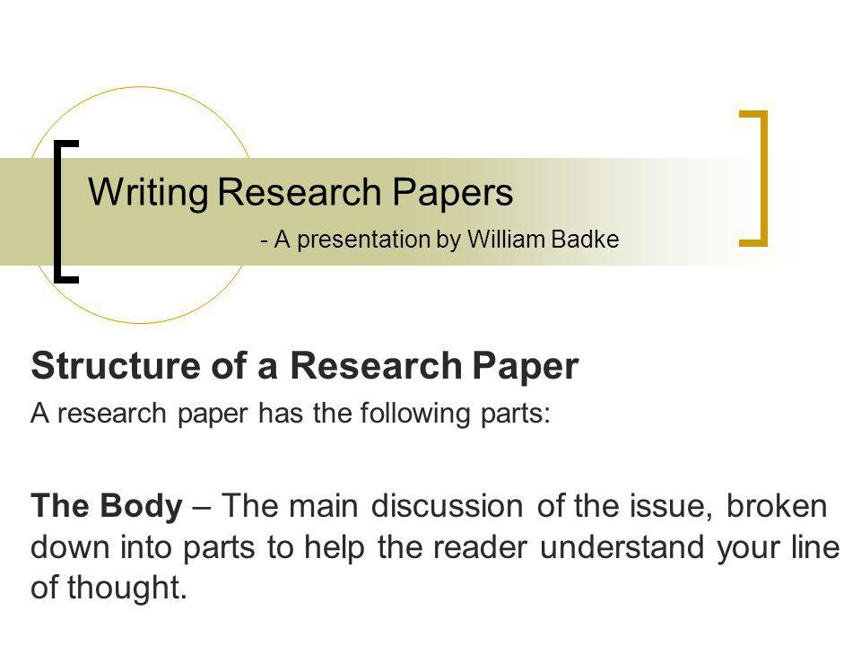 properties of a research paper Properties research paper - discover common recommendations how to get a plagiarism free themed dissertation from a trusted writing service craft a timed custom research paper with our assistance and make your tutors startled get started with term paper writing and craft greatest term paper ever.