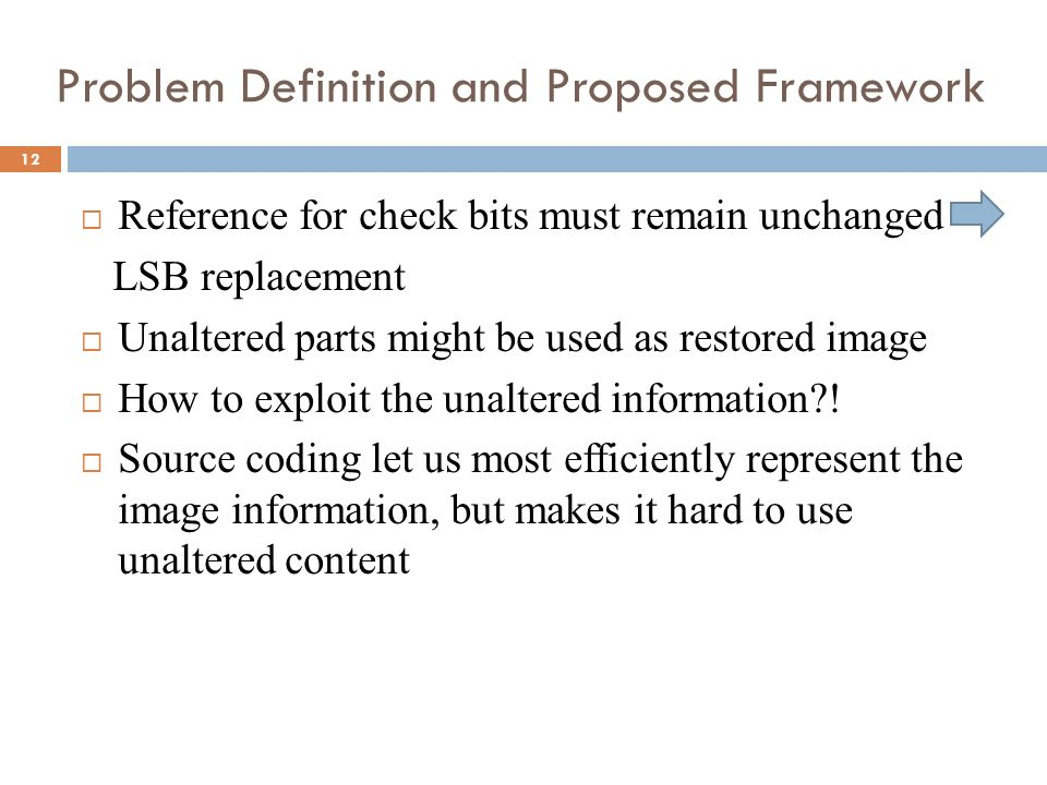 Image Watermarking For Tampering Protection And Self Recovery Ppt