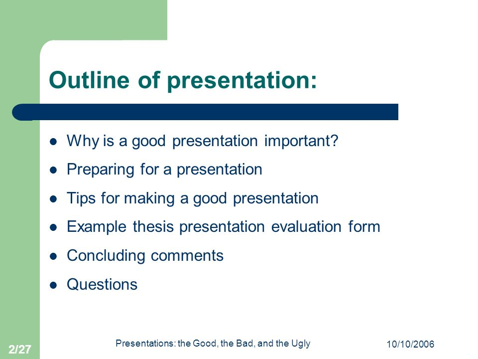 thesis presentation outline Download predesigned thesis defense presentation outline powerpoint presentation slides powerpoint templates, ppt slides designs, graphics, and backgrounds at reasonable pricebuy predesigned thesis defense presentation outline powerpoint presentation slides powerpoint templates slides, ppt graphics, and.