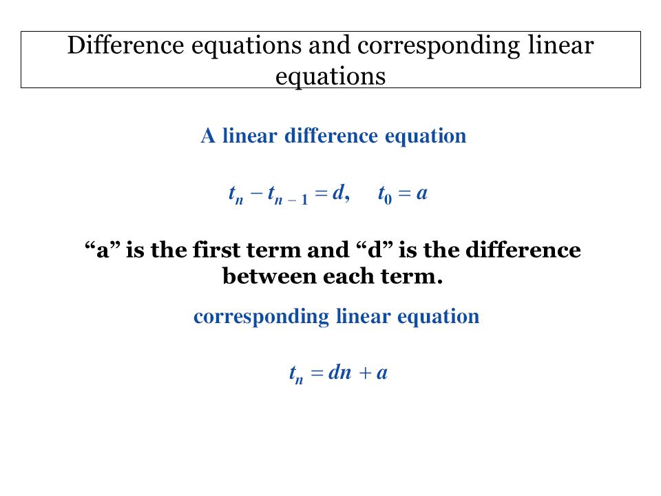 how to solve pronumeral equations