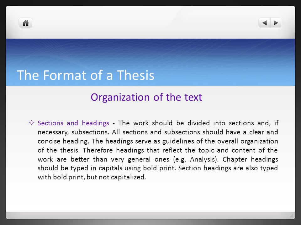 thesis text size Tips on writing a thesis in latex  because cmr text appeared to me too  but also size of the chapter title numerical methods was made smaller using.