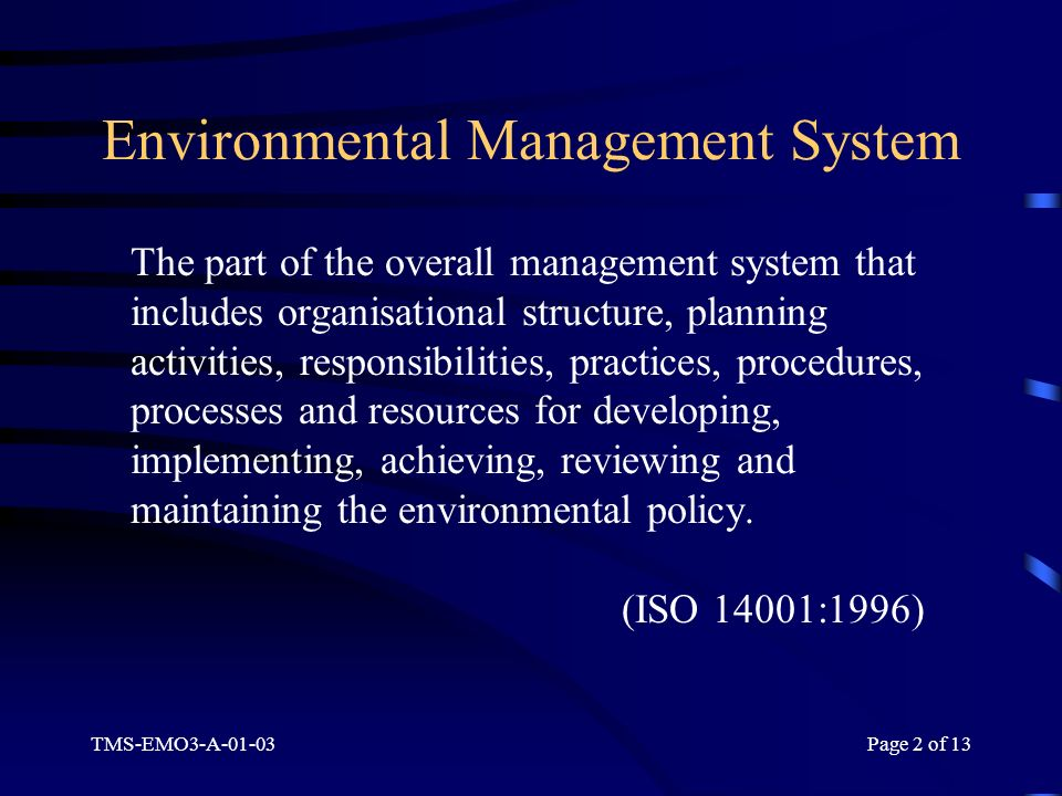 benefits of implementing the iso 14001 environmental management system pdf