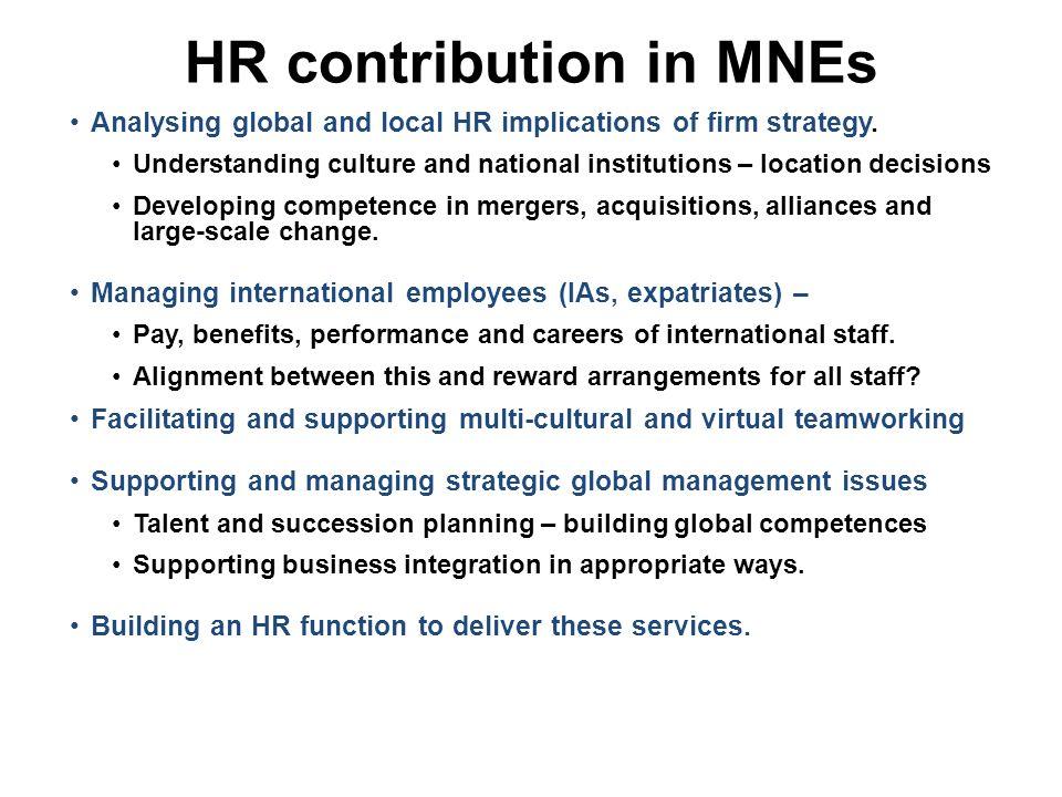 SMM232 International Human Resource Management - ppt download