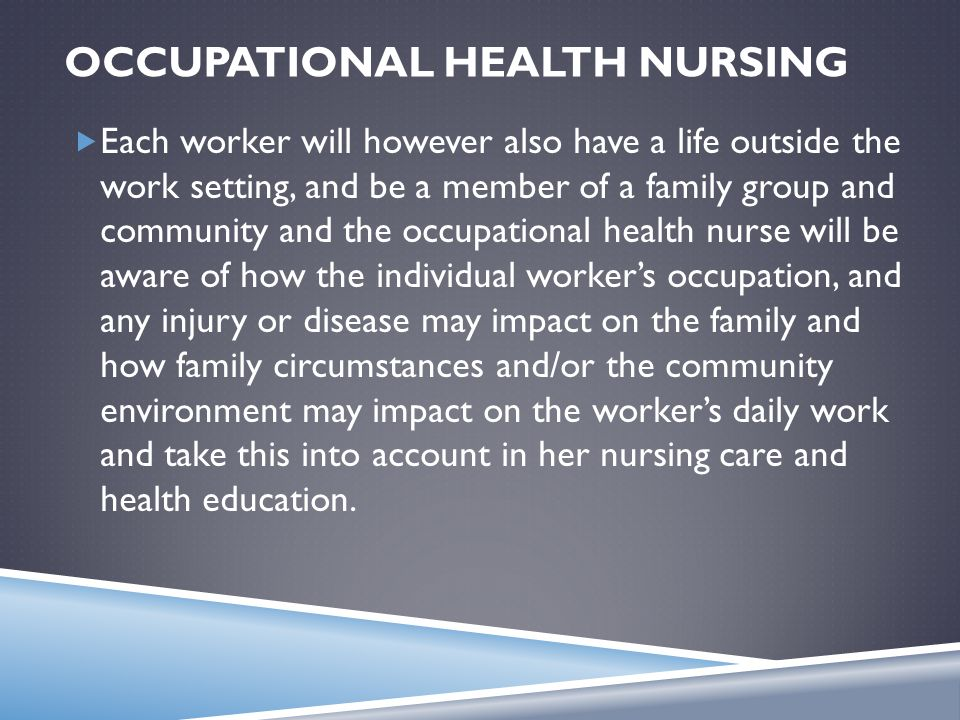 the role of the nurse in health education By molly fitzke, edd, msn, rn, nebraska wesleyan university an essential role of the community health nurse (chn) is to provide clients and families imperative health education.
