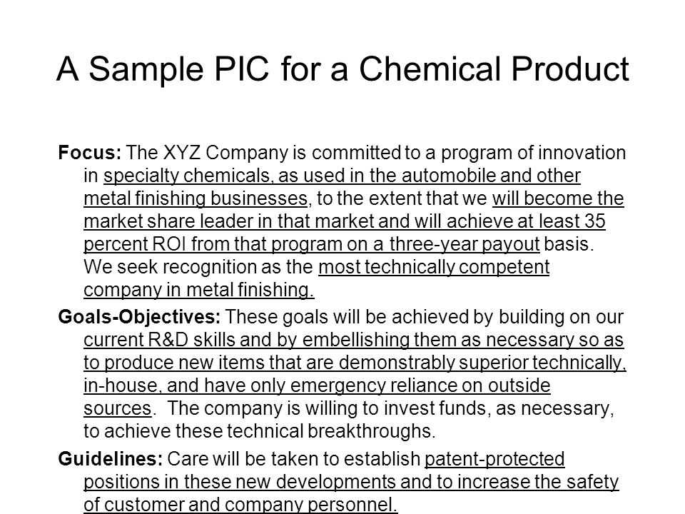 product innovation charter sample Sample team charter   ceo: jane sample cto (r&d): john doe 1 functional roles will vary depending upon the nature of a team's project.