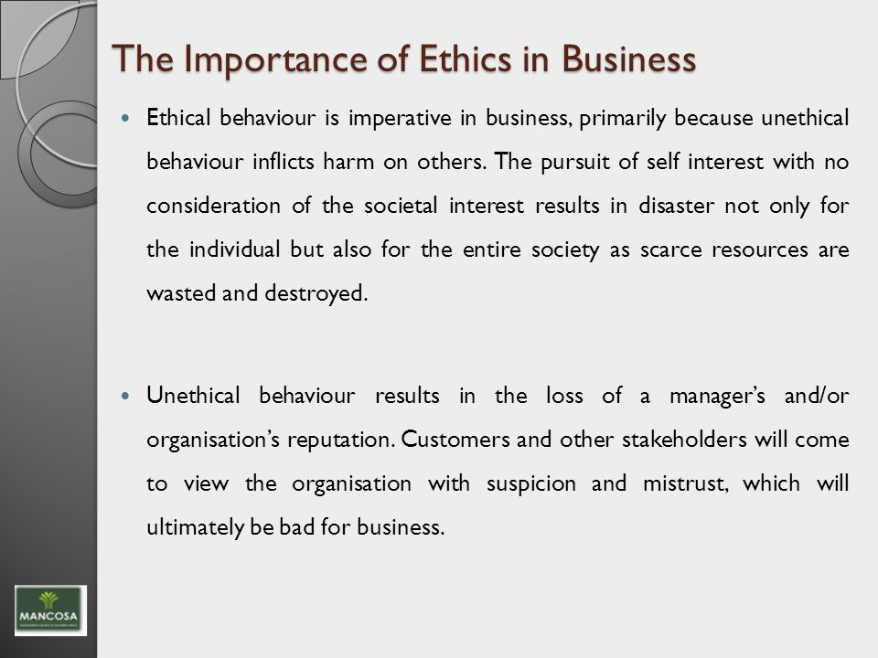 alternative views of ethical behaviour Answer ethical behaviour is characterized by honesty, fairness and equityin interpersonal, professional and academic relationships and inresearch.