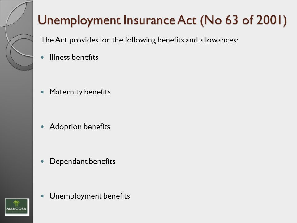 the unemployment compensation act of alabama Learn about denied unemployment compensation in alabama today quickly find  answers to your denied unemployment compensation questions with the help.
