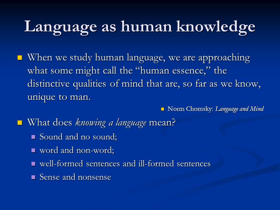 Psycholinguistics And Cognitive Aspects Of Language Ppt