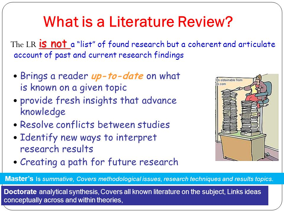 what is literature review In both the basic and advanced search, cinahl has a review articles checkbox this will retrieve literature reviews, systematic reviews, and integrative reviews.