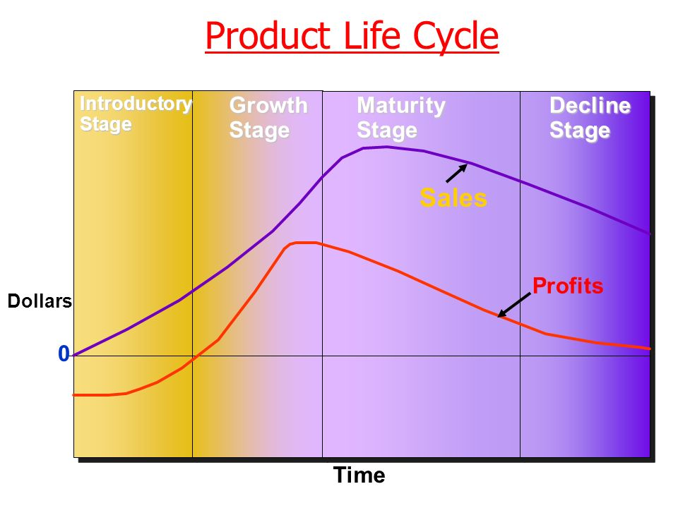 examples of maturity and decline stage strategies Stages of the life cycle: introduction, maturity, and decline (1975, p 799)  wiersema (1981) studies, for example, detail strategies for increasing market.