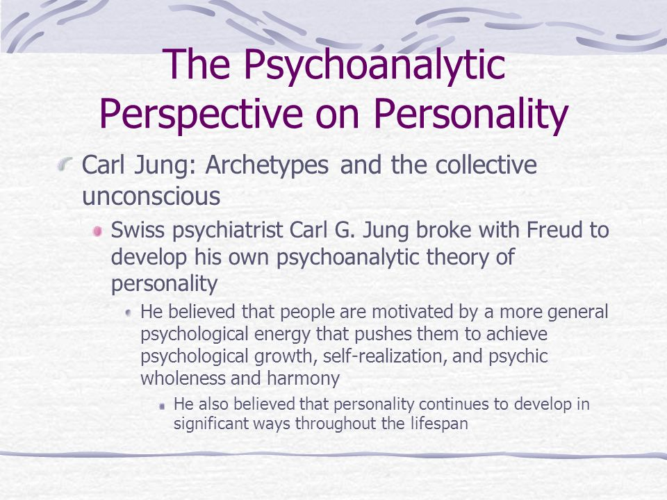 psychoanalytic jungian and individual psychology theories Psychoanalysis and analytical psychology have a paradoxical relationship which suggests their complementarity first, the hypothesis that jung's first aspiration was to create a vast and inclusive psychology able to comprehend psychoanalysis as a specific case is made and explored through jungian.