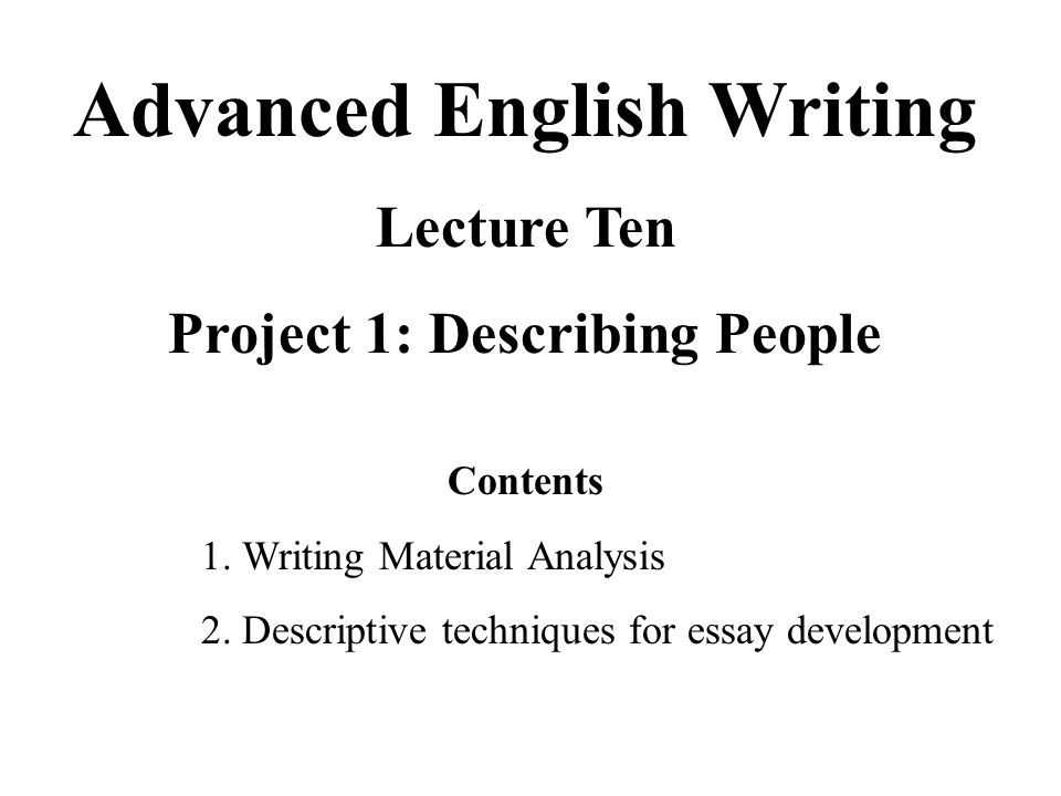 describing a person essay madrat co describing a person essay