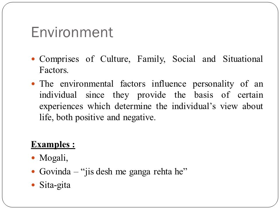 negative environment factors There are both positive and negative effects of recycling on the environment  it  is important to recycle, so as to avoid environmental harm.