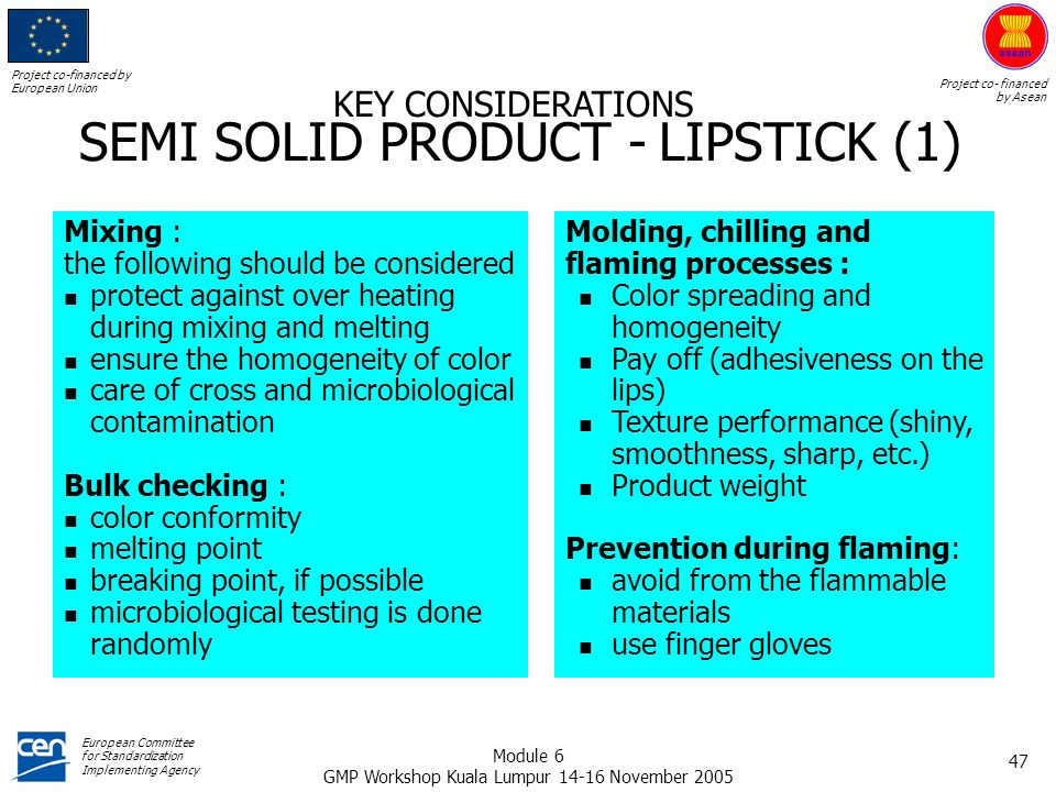 SEMI SOLID PRODUCT - LIPSTICK (1)