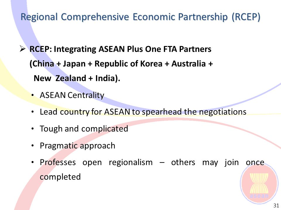 Regional approach to standardization and their impacts on asean regional comprehensive economic partnership rcep yadclub Image collections