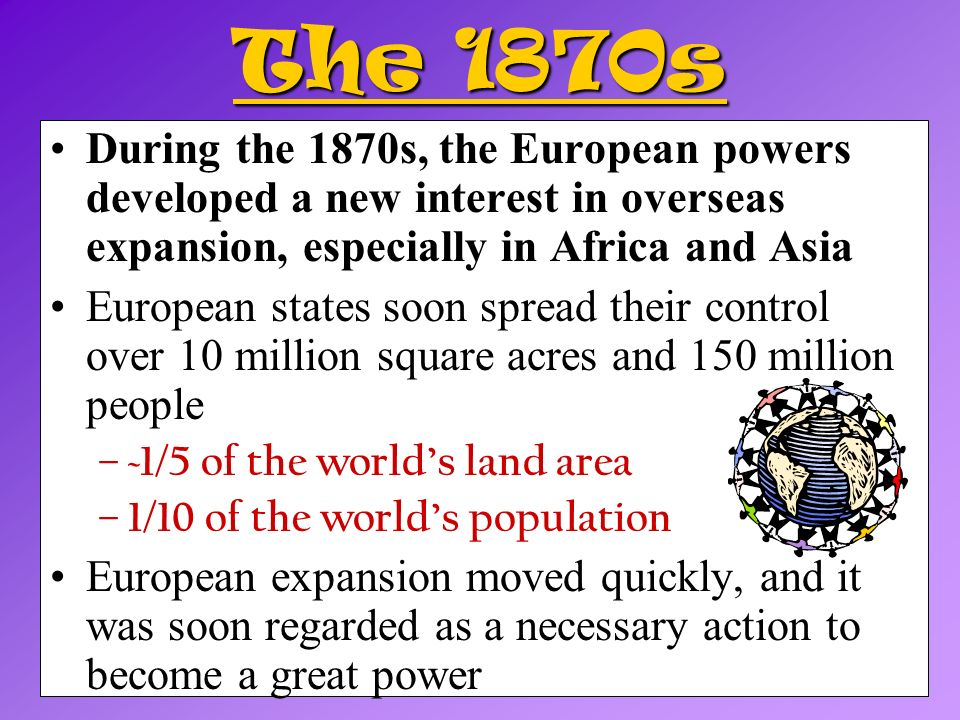 european powers obtained colonies overseas for their economic expansion European settler colonies existed from the beginning of european overseas expansion  colonies settlers and power  obtain and expand their.