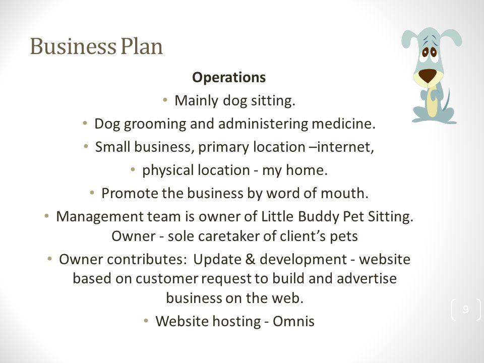 Little Buddy Pet Sitting  Ppt Video Online Download
