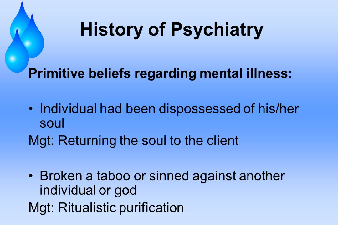 psychiatry and mental illness New zealand journal of psychiatry 2001  relationship to current mental illness  divert people with mental disorders towards the mental health system:.