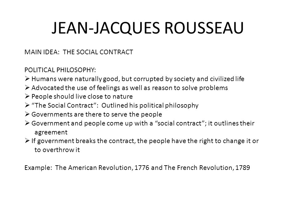 jean jacques rousseau and the inequalities of women in society Jean-jacques rousseau   mowgli's lupine education and his wariness of human society owe much to rousseau  1994 starobinski, jean jean-jacques rousseau.