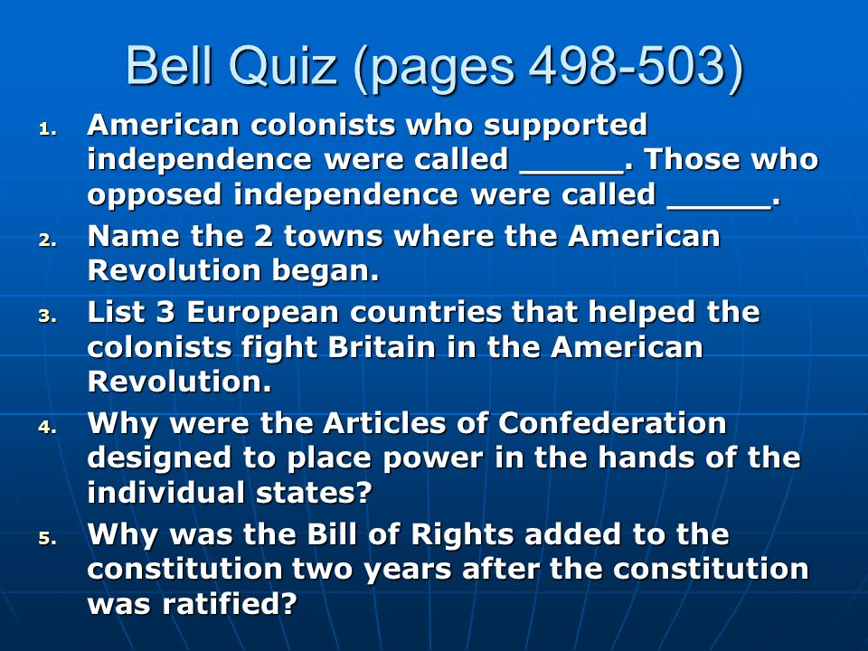 why some americans were opposed to Many americans, opposed to british encroachment on american rights, nonetheless favored discussion and compromise as the proper solution this group included crown-appointed officers, many quakers and members of other religious sects opposed to the use of violence, many merchants -- especially from the middle colonies -- and some discontented.