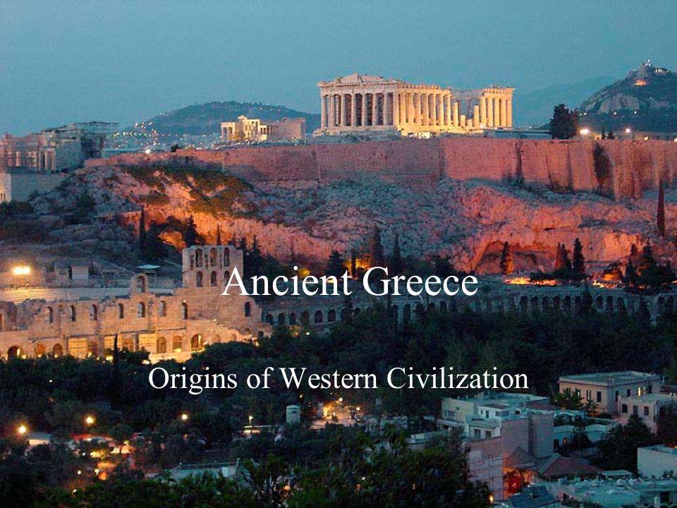 greek influence on western civ