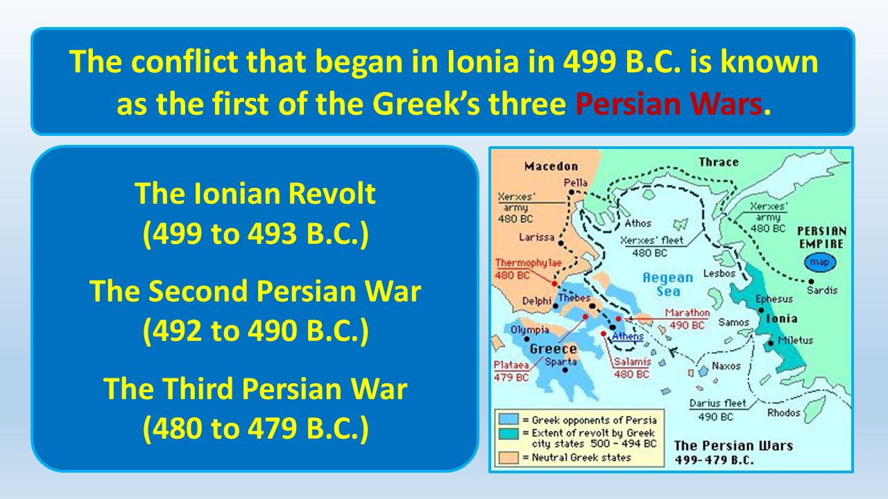 the second persian war How can the answer be improved.