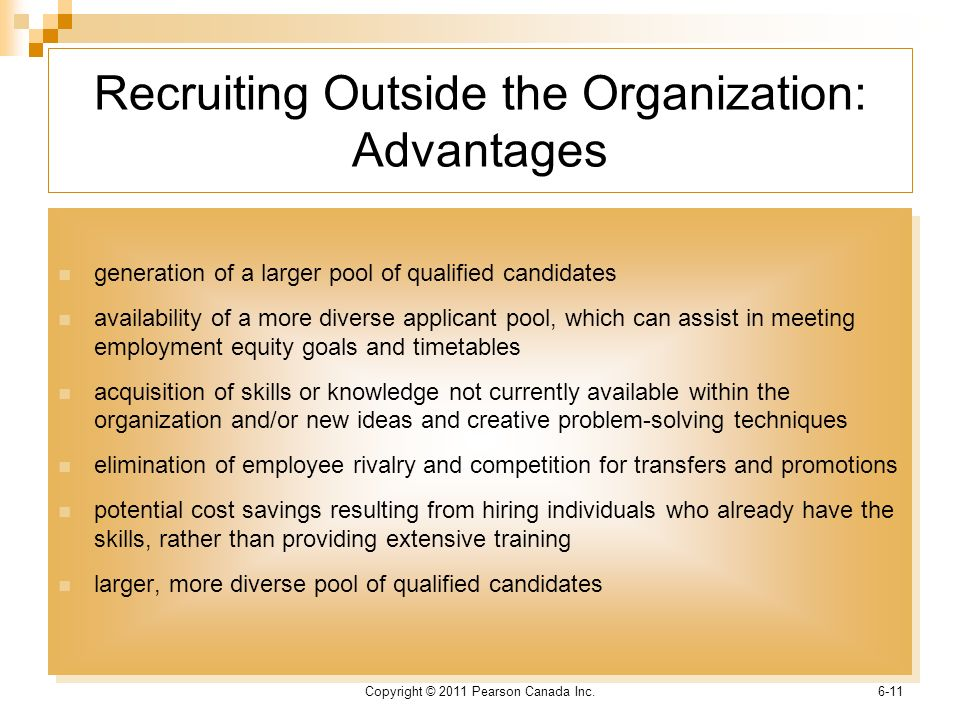 the advantages and benefits of employment equity within an organization 11 advantages and disadvantages of diversity in the workplace with discrimination of any kind prohibited in a corporate setting, the workforce of today is more diverse than ever employees in an organization now comes with different gender, race, personality, ethnicity, cognitive style, tenure, organizational function, group, age, education.