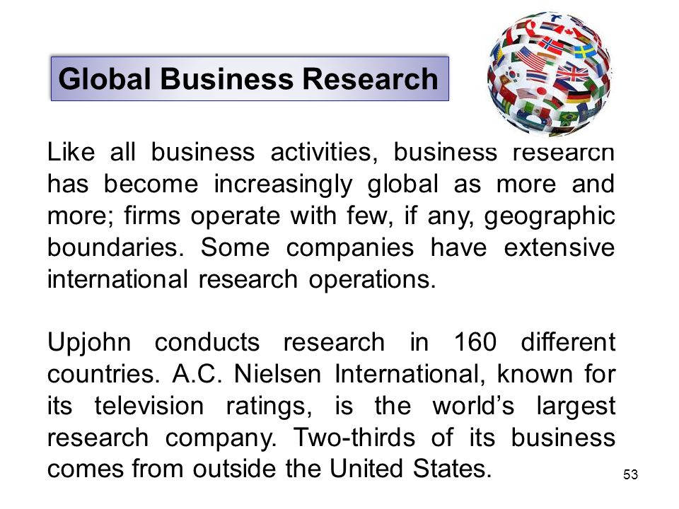 global business research Global market insights offers in-depth and exhaustive off the shelf market research reports to enable clients to access accurate and granular data, along with penetrative business insights.