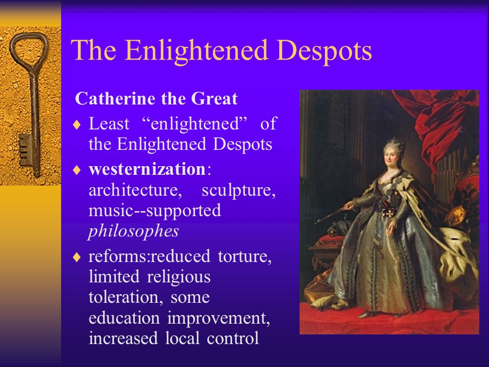 enlightened despots 2018-7-17 despot (plural despots) a ruler with absolute power a tyrant a title awarded to senior members of the imperial family in the late byzantine empire.
