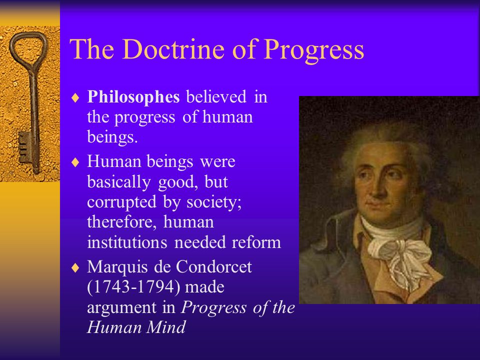 condorcet essay on progress Nicolas de condorcet is the author of sketch for a historical picture of the progress of the human mind (391 avg rating, 68 ratings, 7 reviews, publishe.