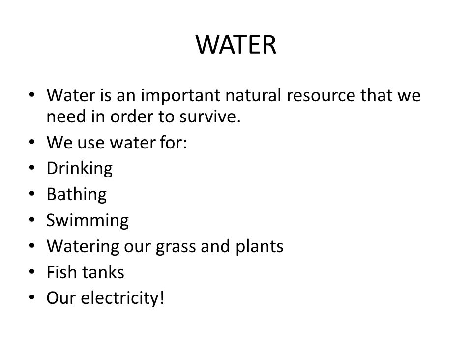 How do we use natural resources ppt download for What do we use trees for
